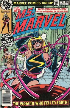 TIMELINE: The comprehensive history of Captain Marvel