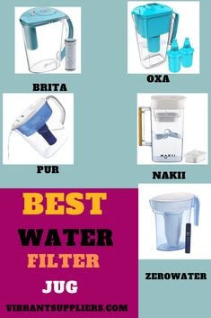 Best water filter jug