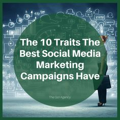 The best social media marketing campaigns have 10 traits in common. Find out what they are on our blog.
