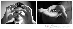 Wedding rings photo by Kim Chapman Photography