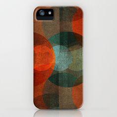 Textures/Abstract 80 iPhone & iPod Case by ViviGonzalezArt - $35.00