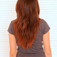 DIY Temporal Ombre Hair #hairstlyes