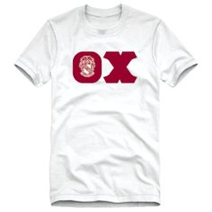 This distressed imprint tee shows off your Phi Psi pride, coat of arms, and established date in a fun, colorful way. This white super soft, fashion fit tee is sure to be a favorite. Theta Chi, Alpha Phi Omega, Kappa, Sigma Chi, Delta Upsilon, Sorority Outfits, Sorority And Fraternity, Tees, Shirts