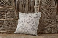 Aapiste - Design by Riikka Kaartilanmäki Seal, Cushions, Throw Pillows, Traditional, Prints, Collection, Design, Toss Pillows, Toss Pillows