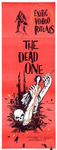 The Dead One aka Blood of the Zombie (1961)