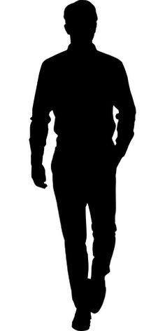 Free Image on Pixabay - Man, Walking, Confident, Silhouette Person Silhouette, Silhouette Clip Art, Silhouette Images, Wc Icon, Photoshop, Silouette Art, People Cutout, Hp Tattoo, Silhouette