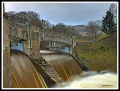 Pitlochry Dam, Pitlochry,  Perthshire Scotland