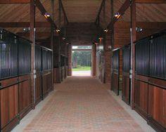 Horse Barn | my dream house | Pinterest | Horse barns, Barn and Horse