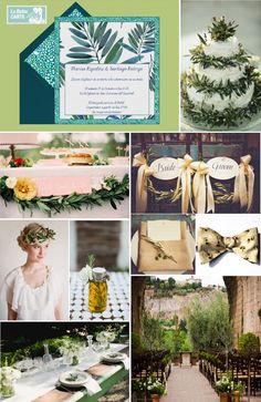 Invitaciones de boda, invitaciones para boda, ideas para bodas, bodas oliva, celebrar boda en un olivar