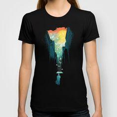 I Want My Blue Sky by Budi Satria Kwan #tshirts