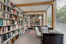 i'm pretty sure i could be 100% happy in this space FOREVER. A Backyard Library by 3rdSpace in architecture  Category