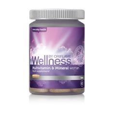 Комплекс «Мультивітаміни та мінерали» для жінок