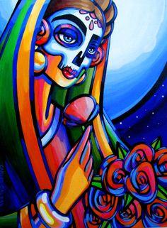 Guadalupe by painter562.deviantart.com on @deviantART