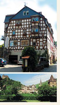 Rhein Hotel Bacharach Am Rheim