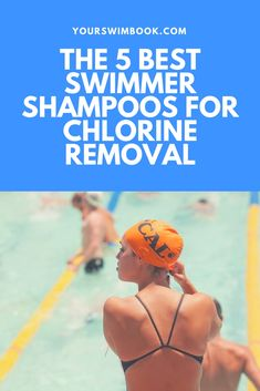 The 5 Best Swimmer Shampoos for Chlorine Removal is part of Swimmers shampoo - Annoyed with having brittle, dried out and damaged hair after swimming Here are the best shampoos for swimmers to get chlorine out of their hair Swimming Drills, Triathlon Swimming, Competitive Swimming, Swimming Tips, Swimming Memes, Best Swimming Workouts, Workouts For Swimmers, Swim Workouts, Synchronized Swimming
