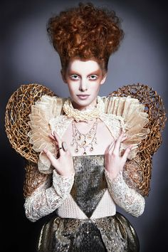Queen Elizabeth I - Caity by Katriena Emmanuel; costume and styling by Shieltz Calamba