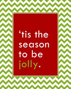 Tis The Season Free Printable By Love From The Oven