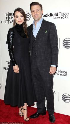 Third time lucky: Olivia Wilde attended her third film premiere in four days the ad Tribec...