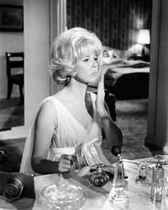 Doris Day. I secretly want to look just like her. She's adorable.