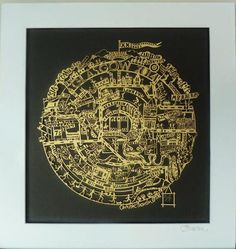 Tweet to @Battleofbannock  b post to Bannockburn700  re 13 of 14 of my Ltd Ed Glasgow 2014 gold papercut signed by Sir Chris Hoy Auction only www.auction.glasgow2014.com