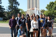 At Stanford University