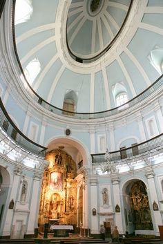 Oratorio de San Felipe Neri, lugar histórico donde se promulgo la Constitución de 1812 Cádiz, Andalucía, España