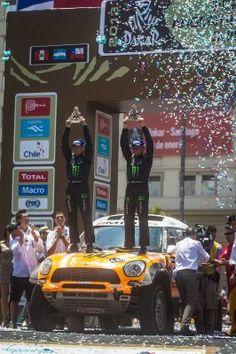Leonid Novitskiy celebrates his third place