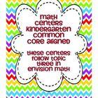 Kindergarten Math Centers: Envision Math Topic Three Envision Math Kindergarten, Kindergarten Projects, Kindergarten Math Activities, Student Teaching, Teaching Ideas, Math Classroom, Classroom Ideas, School Stuff, School Days