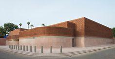 Musée Yves Saint Laurent Marrakech (mYSLm), Marrakesh, 2017 - Studio KO