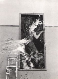 La Sang d'un Poète. Jean Cocteau. Production: Vicomte de Noailles.