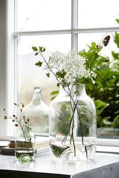 Must-have glass vases   House of C   Shop and Styling