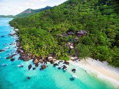 Hospede-se em uma ilha exclusiva e faça uma viagem com muita sofisticação e privacidade