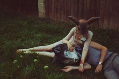 Laura Makabresku, wound 2, 2011 ©