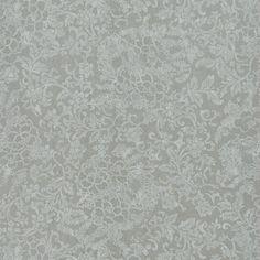 filigrana - steel wallpaper | Designers Guild
