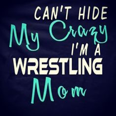 #wrestlingmom                                                                                                                                                                                 More