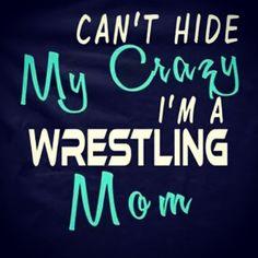 #wrestlingmom                                                                                                                                                                                 More
