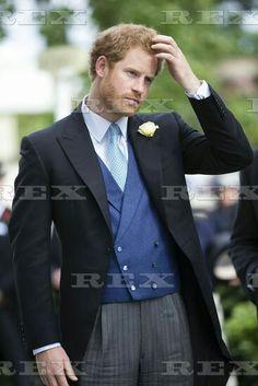 Royal Ascot, Berkshire, UK - 14 Jun 2016  Prince Harry. 14 Jun 2016
