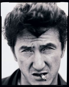 And Sean Penn, Los Angeles, 1992. | 14 Jaw-Droppingly Gorgeous Celebrity Portraits