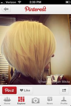 Love the cut, love the color! Been my growing my hair out for so long and now this makes me want to cut it again!