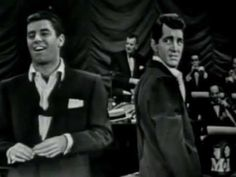 Dean Martin and Jerry Lewis - Colgate Comedy Hour  Kitty Kalen stars  - ...
