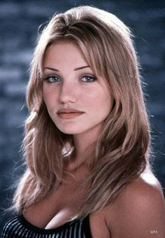 Young Cameron Diaz