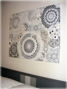 DIY Doily Craft Ideas