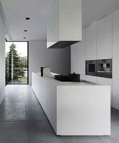 "All Matte on Twitter: ""Minimalistic kitchen ❤️ https://t.co/FDAWFousV3"""
