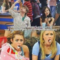 Humor/ crazy Hannah Montana Pretty Little Liars Tammin Sursok
