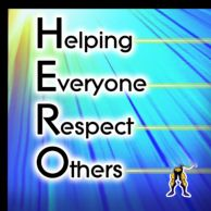 """Our theme this school year is """"Be The H.E.R.O."""" In YOU! (Helping Everyone Respect Others)  #1 Anti-Bullying Prevention School Assembly"""
