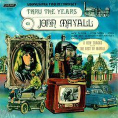John Mayall Thru The Years – Knick Knack Records