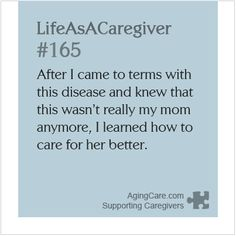 How do you cope with the personality changes brought on by your loved one's illness?    Learn some strategies for coping When Alzheimer's Steals a Loved One's Personality: http://www.agingcare.com/147375 #LifeAsACaregiver