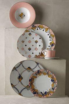 Cliveden Dinnerware - anthropologie.com
