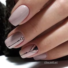 ideas nails sencillas acrilico – My World Simple Acrylic Nails, Acrylic Nail Art, Nail Art Diy, Diy Nails, Diy Art, Tumblr Nail Art, Diy Tumblr, Tumblr Mode, Ongles Beiges