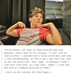 Louis for Teen Vogue